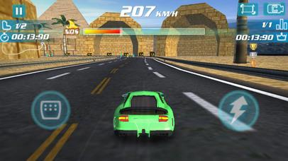 speed car drift racing3D screenshot 1