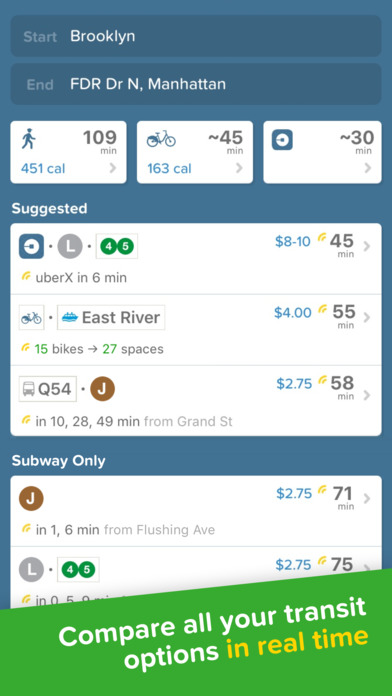 download Citymapper - Transit Navigation apps 3