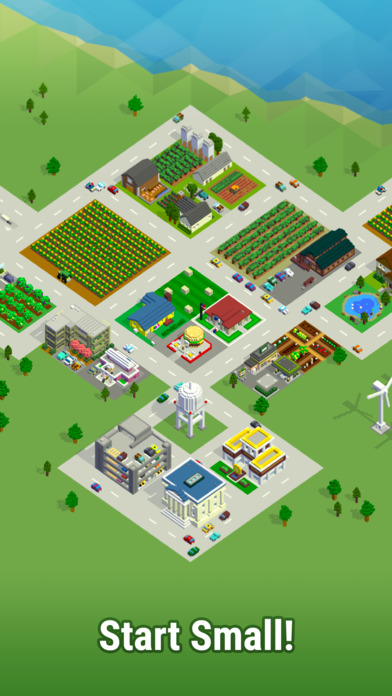 Image of Bit City for iPhone