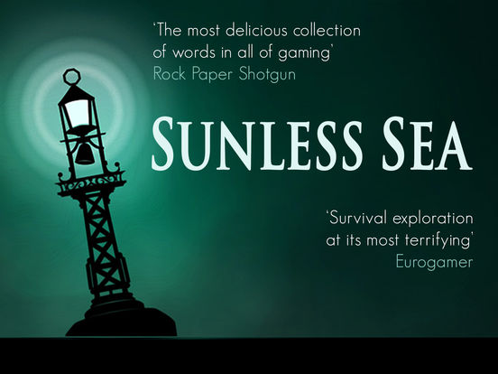 Sunless Sea the Top new Game in Apple App Store