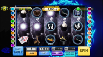 Screenshot 2 iCasino Vegas Palace