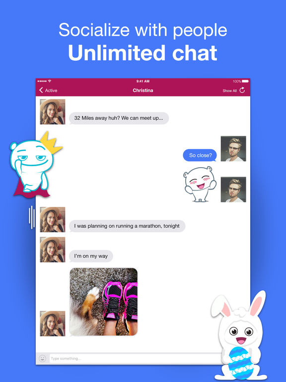 Waplog chat dating meet