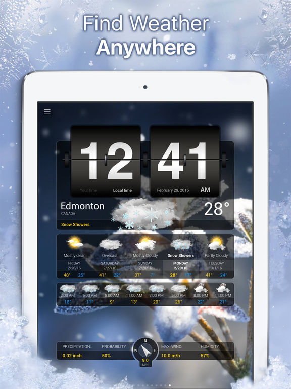 Weather plus screenshot 10