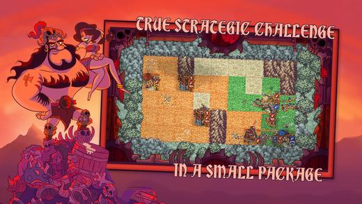 Crush Your Enemies! Screenshot