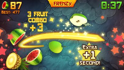 Fruit Ninja Free screenshot