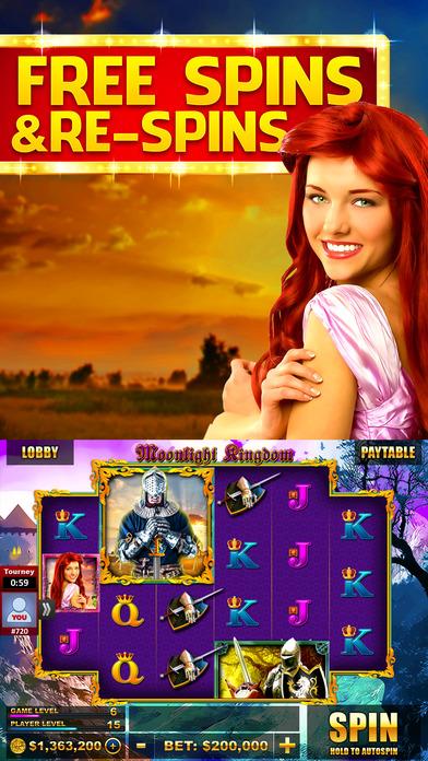 Screenshot 5 Casino Joy 2 — FREE Slot Machines and Solitaire