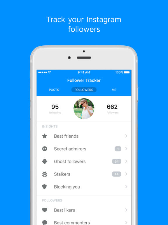 Followers for Instagram - Insta Follower Tracker - AppRecs