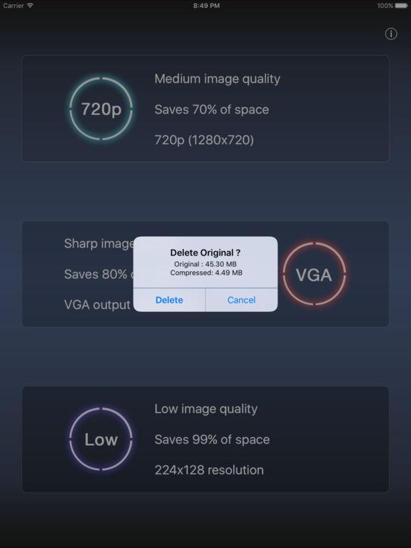 Ultimate Video Compressor Premium - Shrink Videos Screenshots