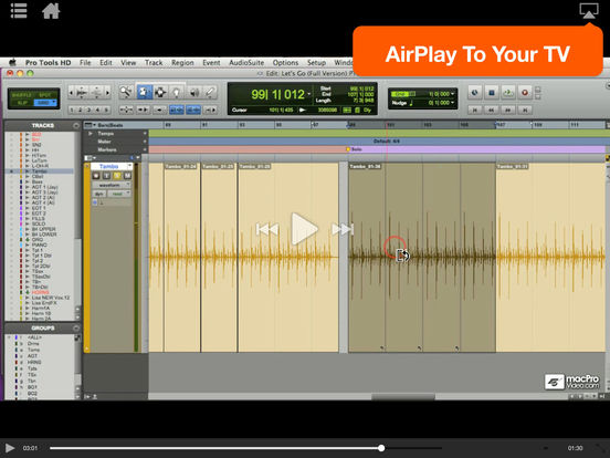 Pro Tools 101 iPad Screenshot 3