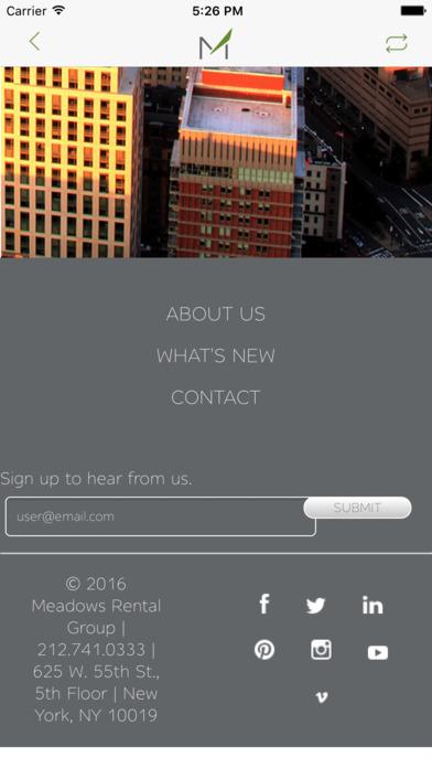 Meadows On-Demand screenshot 2