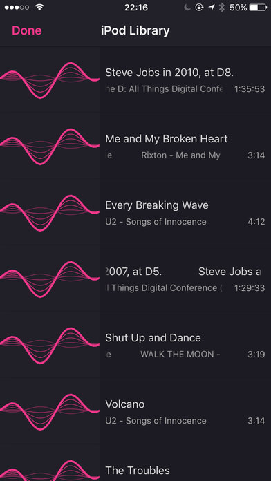 Song Remix Maker - Mix & Edit DJ Lobo Music Mixer Apps free for iPhone/iPad screenshot