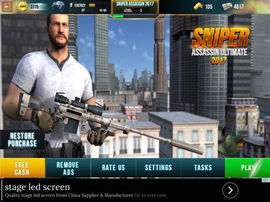 Скачать Sniper Assassin Ultimate 2017