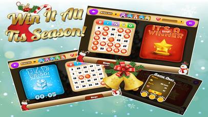 Bingo Jingle - Merry Time With Multiple Daubs screenshot 2