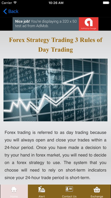 Apple trading strategies