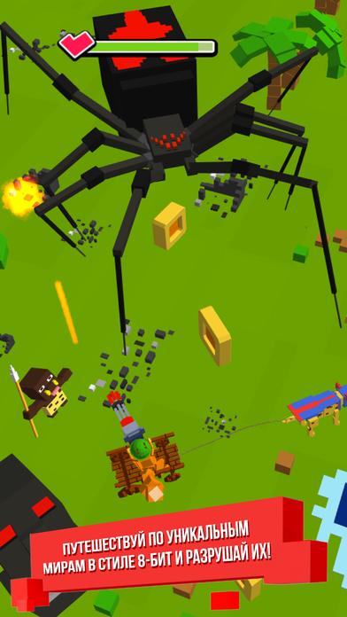 Cross And Crush - Гонки На Выживание Screenshot