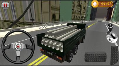 Real CargoTruck: Mega Shipment Task screenshot 4