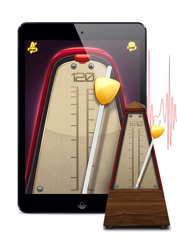 Real Metronome Pro Screenshots