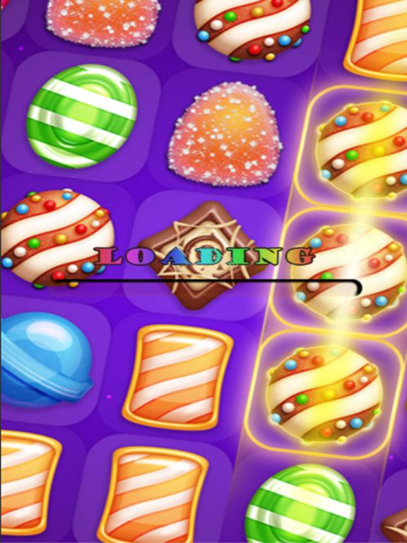 Superhero Candy Sweet Puzzle: Ice Mania screenshot 4