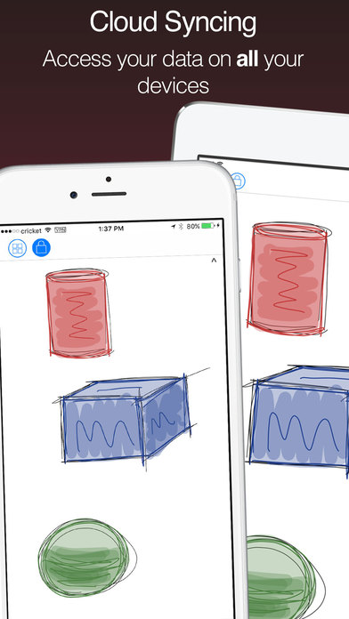 Sketchify - Take Notes and Sketch Ideas Screenshots