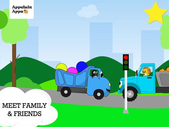 Скачать игру Baby Truck - Vehicles & Car Games for Kids 2-5