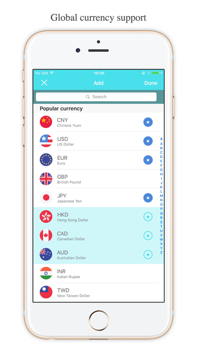 Currency Converter for Android - Free download and