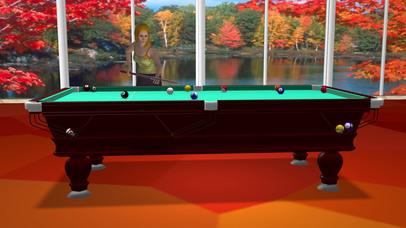 Fantasy Pool-Fun 3D 8Ball Snooker Game screenshot 4