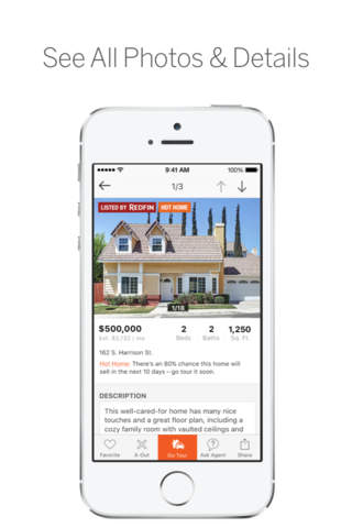 Redfin Real Estate screenshot 2