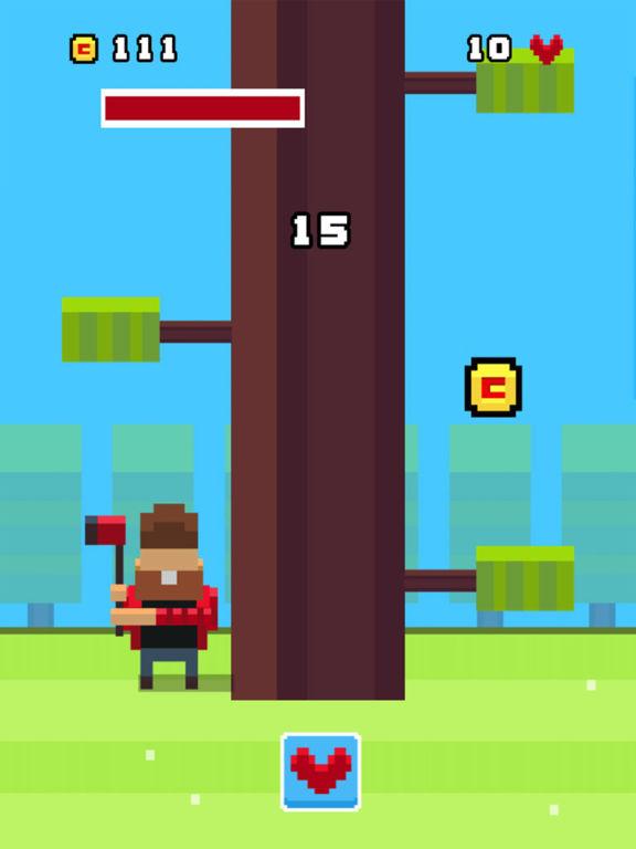 Super Timberman screenshot 4