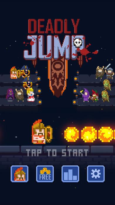 Deadly Jump screenshot 1
