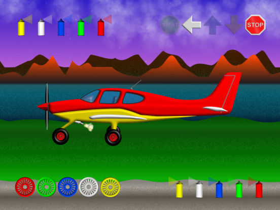 Happy Airplane by Horse Reader screenshot 6
