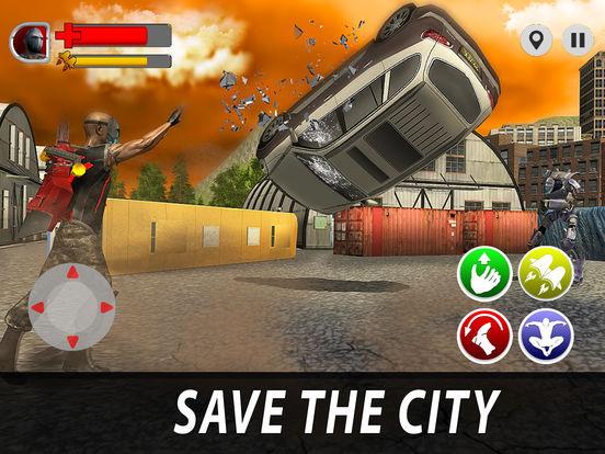 City Hero Simulator Full Screenshots