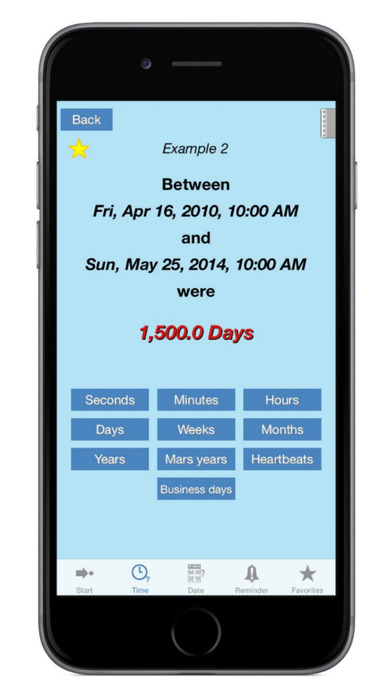 -iTime- | CNPApps | Best Time & Date calculation Screenshots