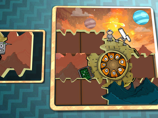 Jigsaw Solitaire Dreamtime screenshot 7