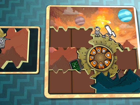 Jigsaw Solitaire Dreamtime screenshot 7