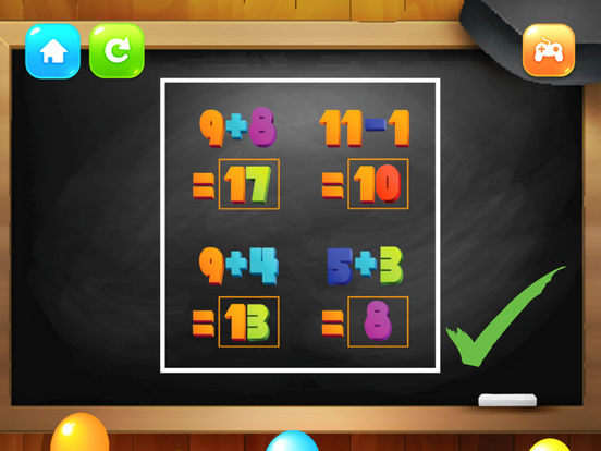 Screenshot #2 for Learn Basic Math is Fun for Kids Age 3-5