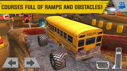 Monster Truck Arena Stunt Driver screenshot 3