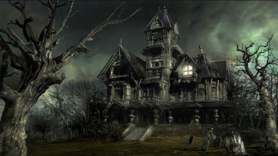 VR Haunted House With Google CardBoard screenshot 1