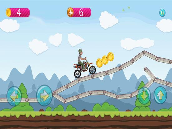 Road Fighter iPad Screenshot 1
