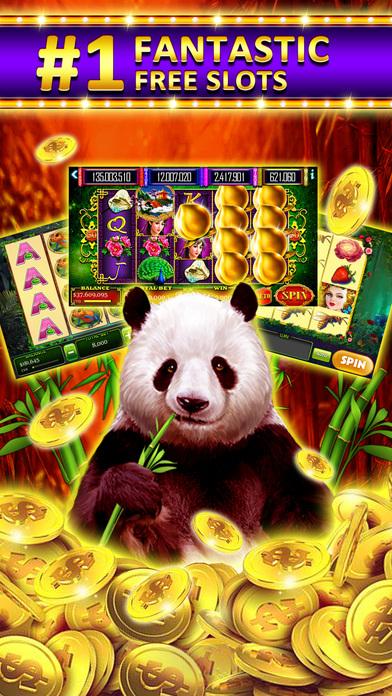 Screenshot 1 Dream of Vegas Slots Casino — Free Slot Machines