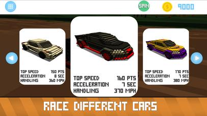 Horizon Blocky Racing Full screenshot 4