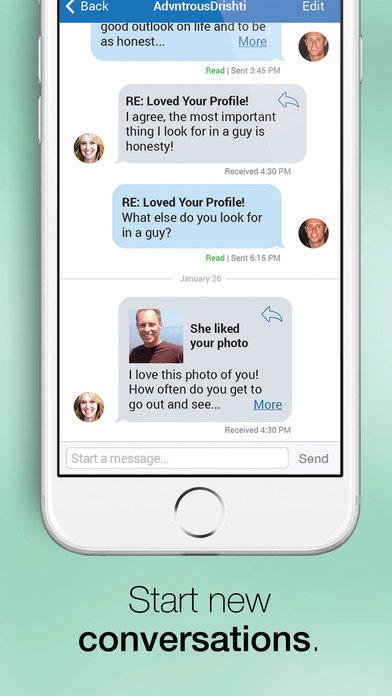 Match™ - #1 Dating App. iPhone