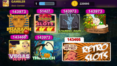 Screenshot 1 Billionaire Casino Slots — Slot Machines Games