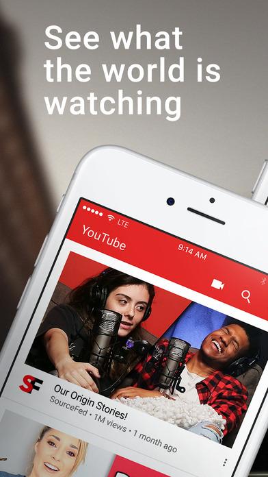 YouTube Screenshot 1
