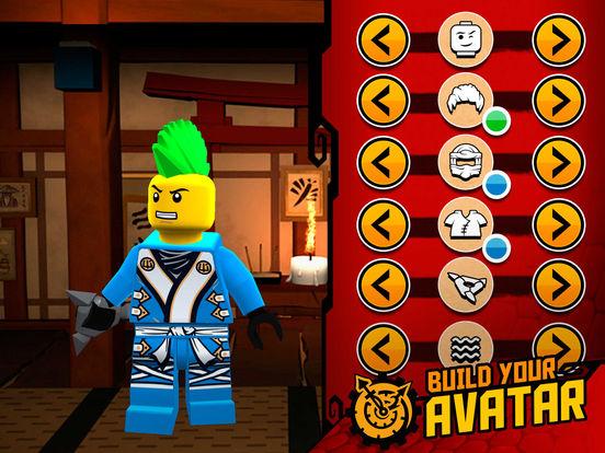LEGO® Ninjago™ WU-CRUscreeshot 2