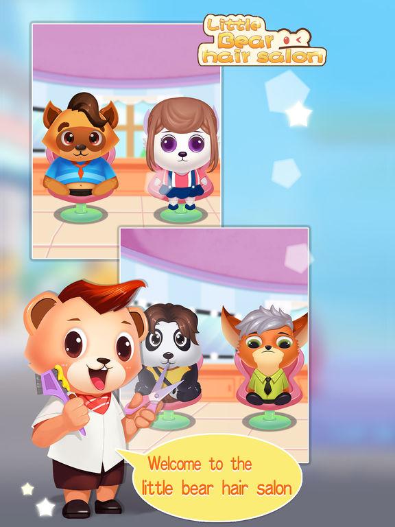 Little Bear Hair Salon screenshot 6