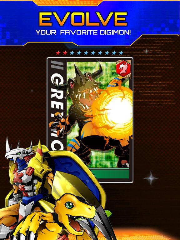 Digimon Heroes! screenshot 10