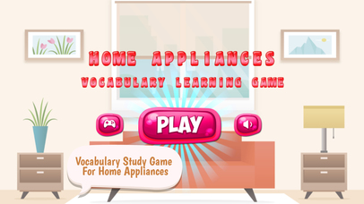 Словарь Изучение игры для бытовой техники Скриншоты4