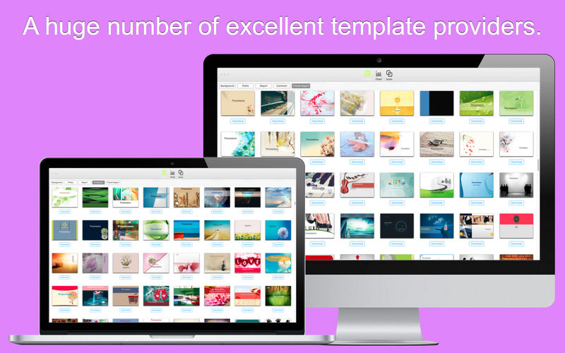 Factory-(14000+)Template for Keynote for Mac