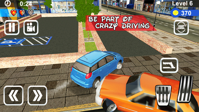 Super Car Parking Adventure Pro screenshot 3