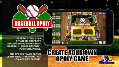 Baseball Opoly screenshot 1